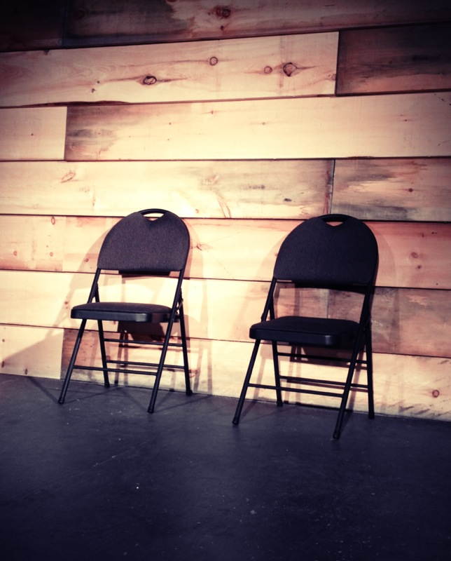 Photo © People and Chairs