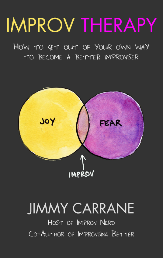 Improv Therapy by Jimmy Carrane