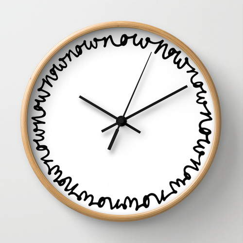 Improv Clock Natural