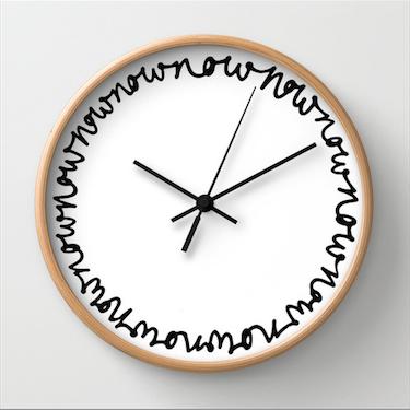Improv Clock