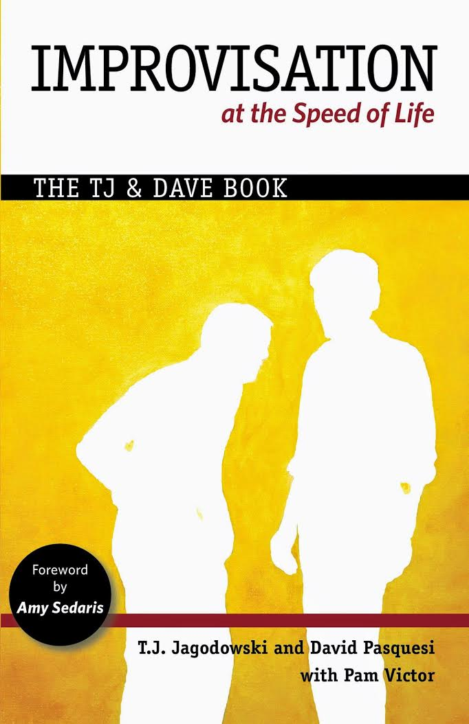 TJ and Dave book