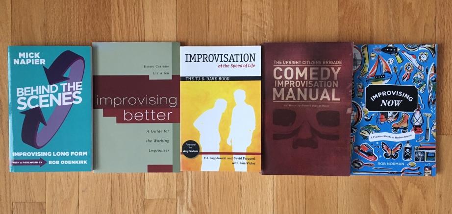 improv-books